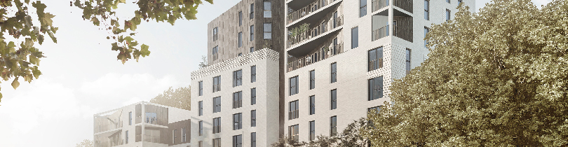 RLF Student Accommodation sector image